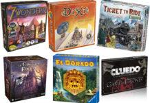 Giochi da tavolo offerta Amazon Cyber Monday