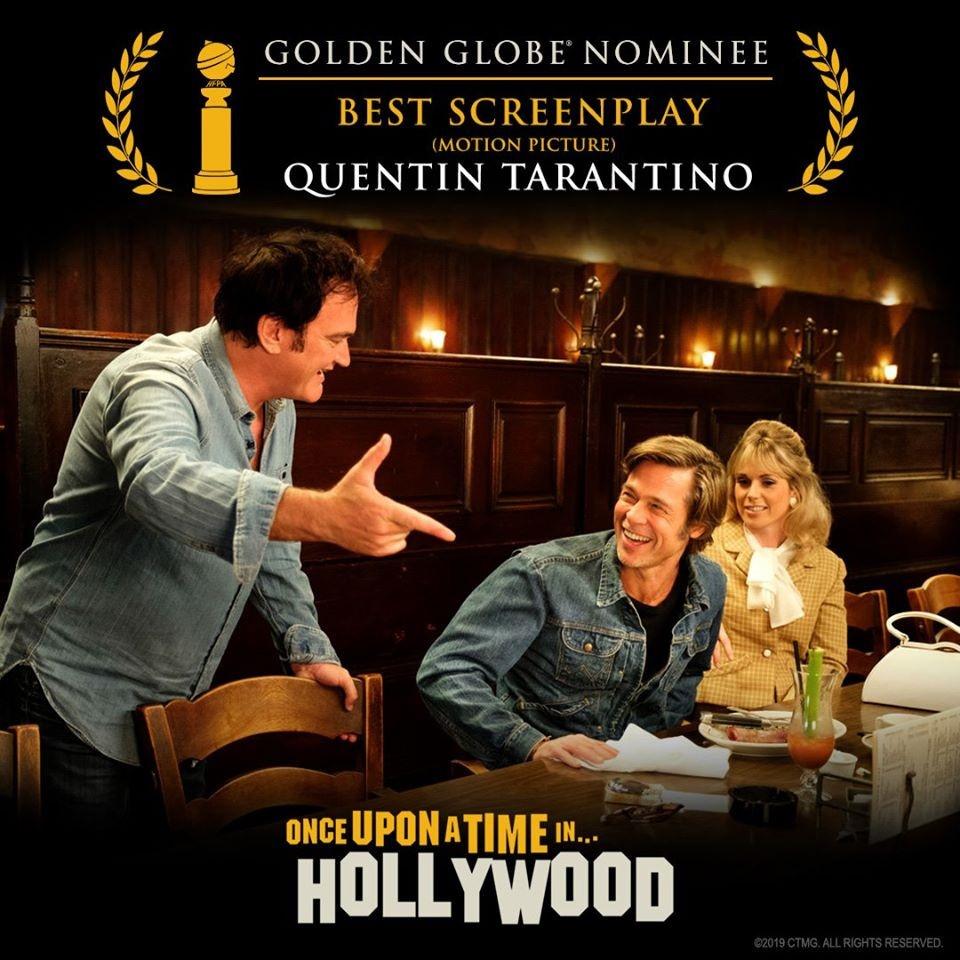 Golden Globe nomination 2020