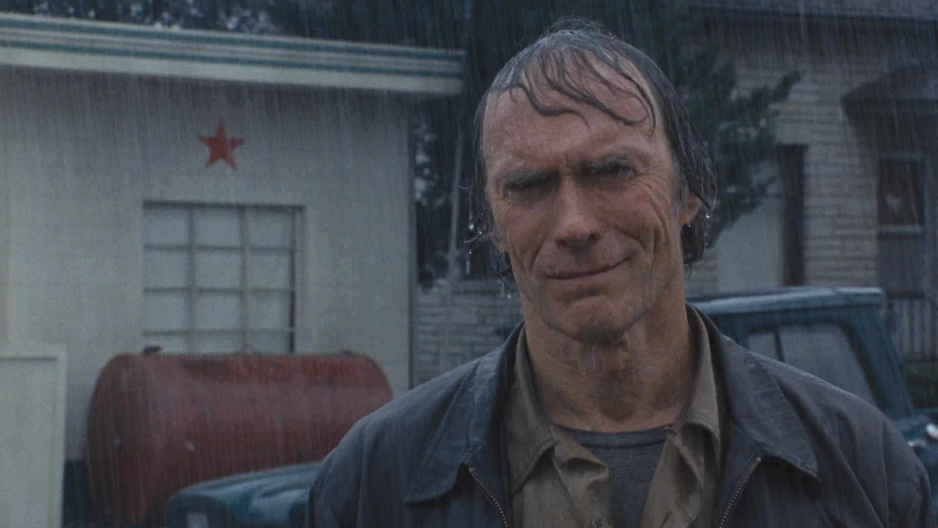 Clint Eastwood regista e interprete de I ponti di Madison County