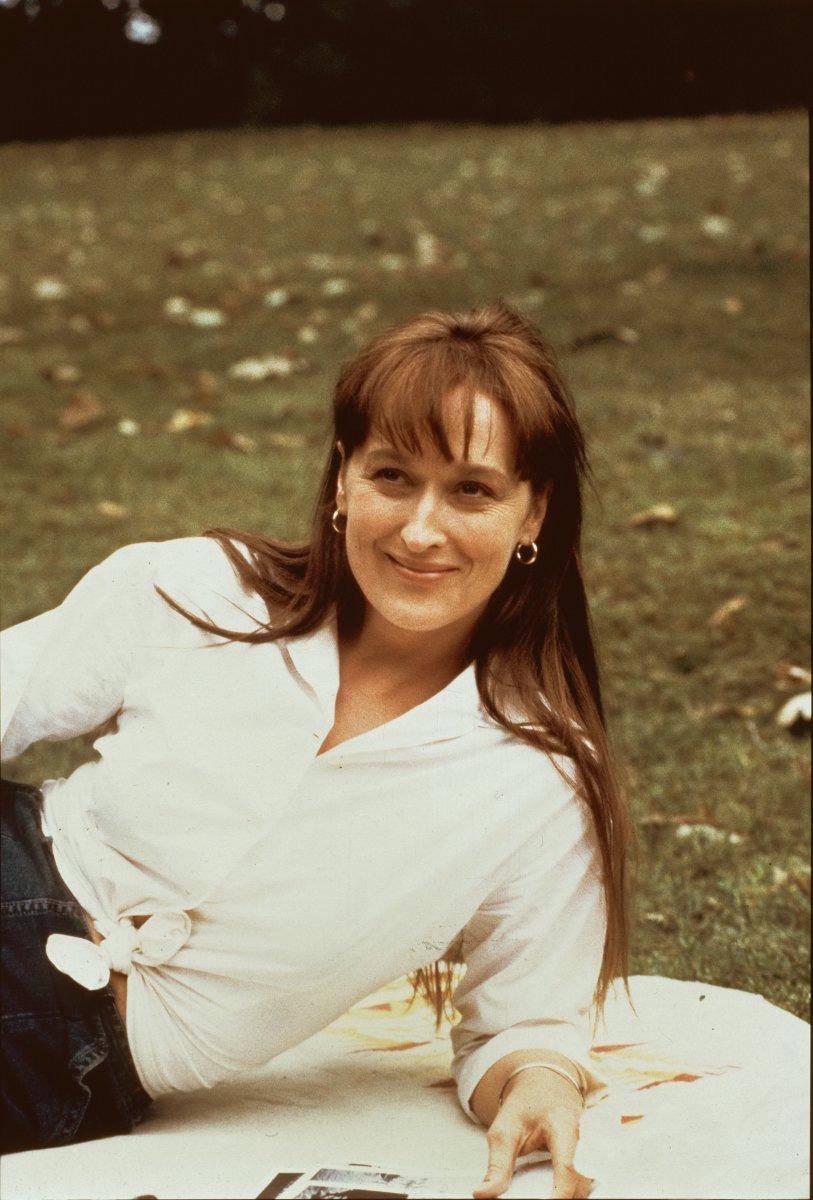Meryl Streep ne I ponti di Madison County