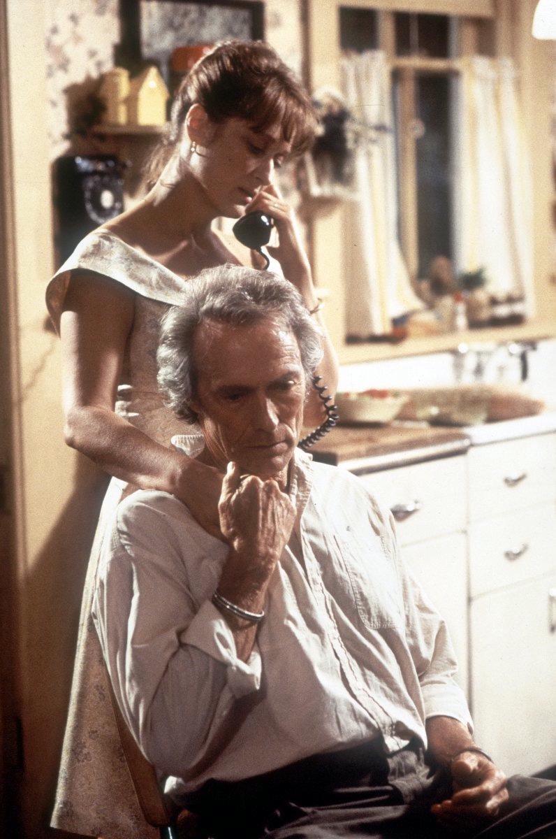 Meryl Streep e Clint Eastwood