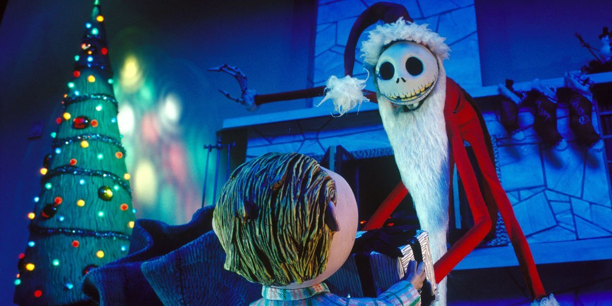 Nightmare before Christmas 25° anniversario