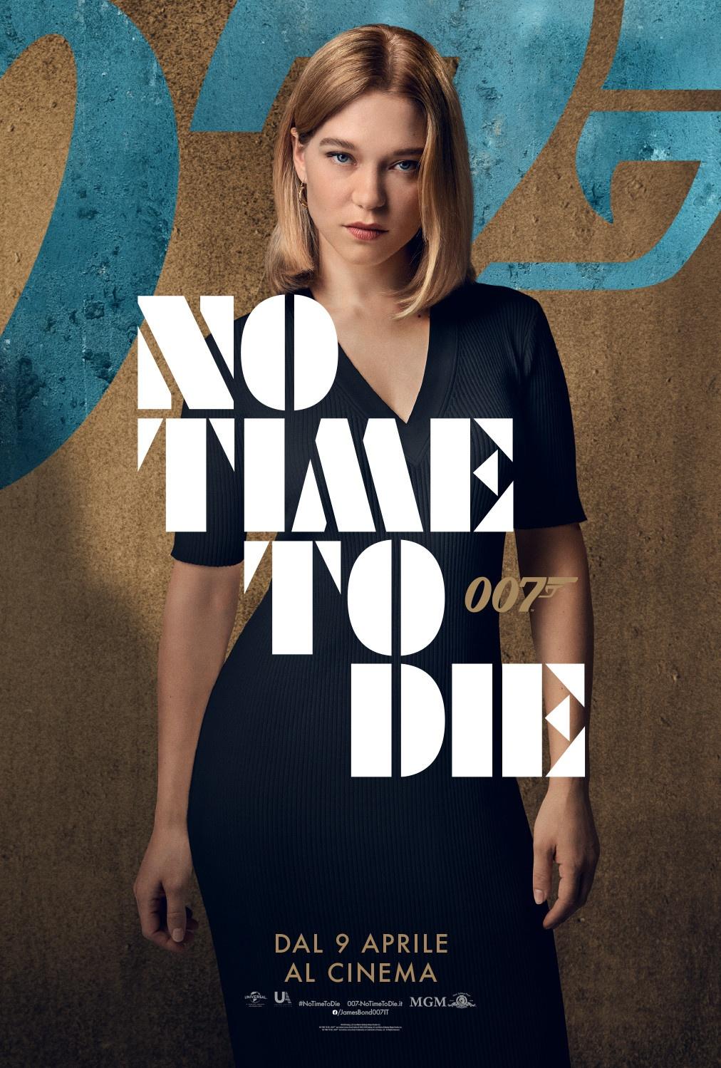 Léa Seydoux: il poster