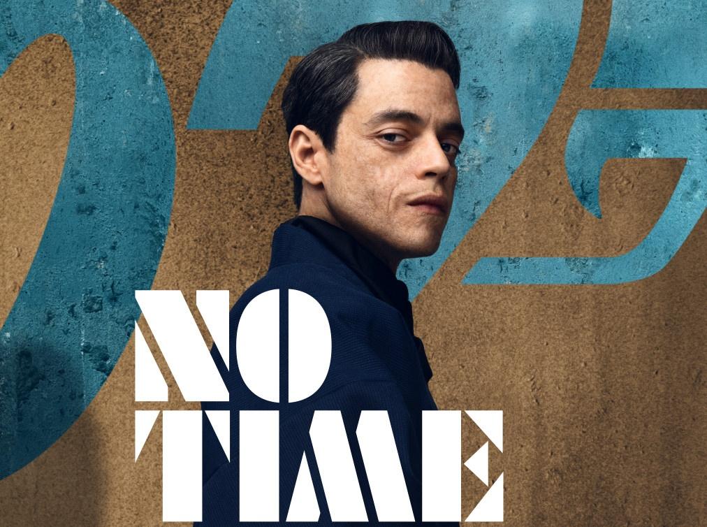 Rami Malek è il villain Safin in No Time to Die