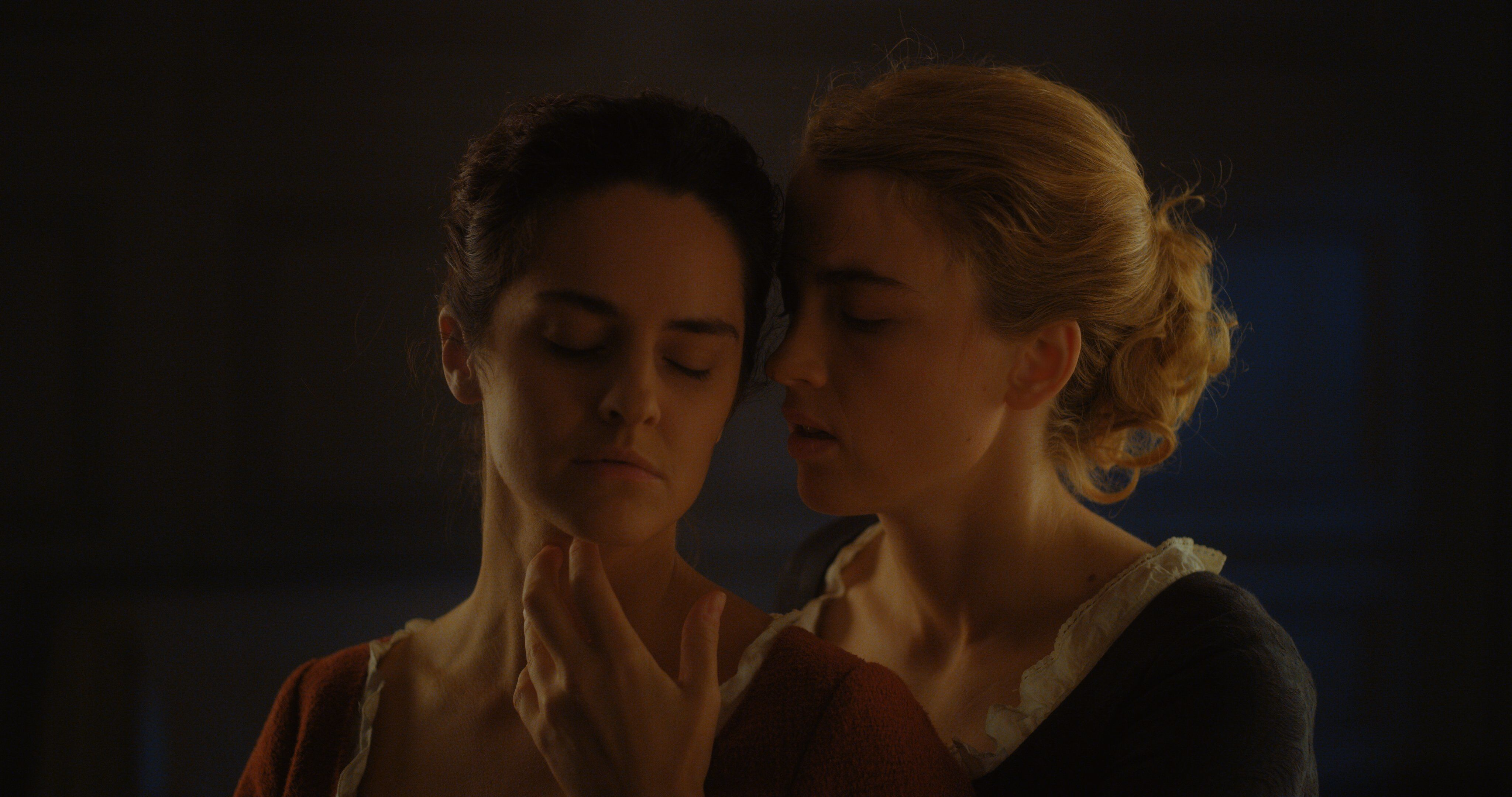 Noémie Merlant e Adèle Haenel