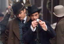 Sherlock Holmes stasera in TV