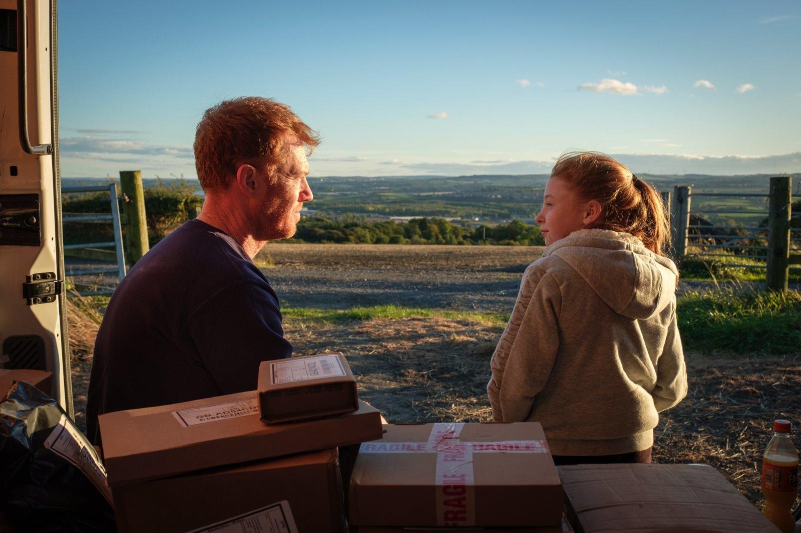 Kris Hitchen e Katie Proctor