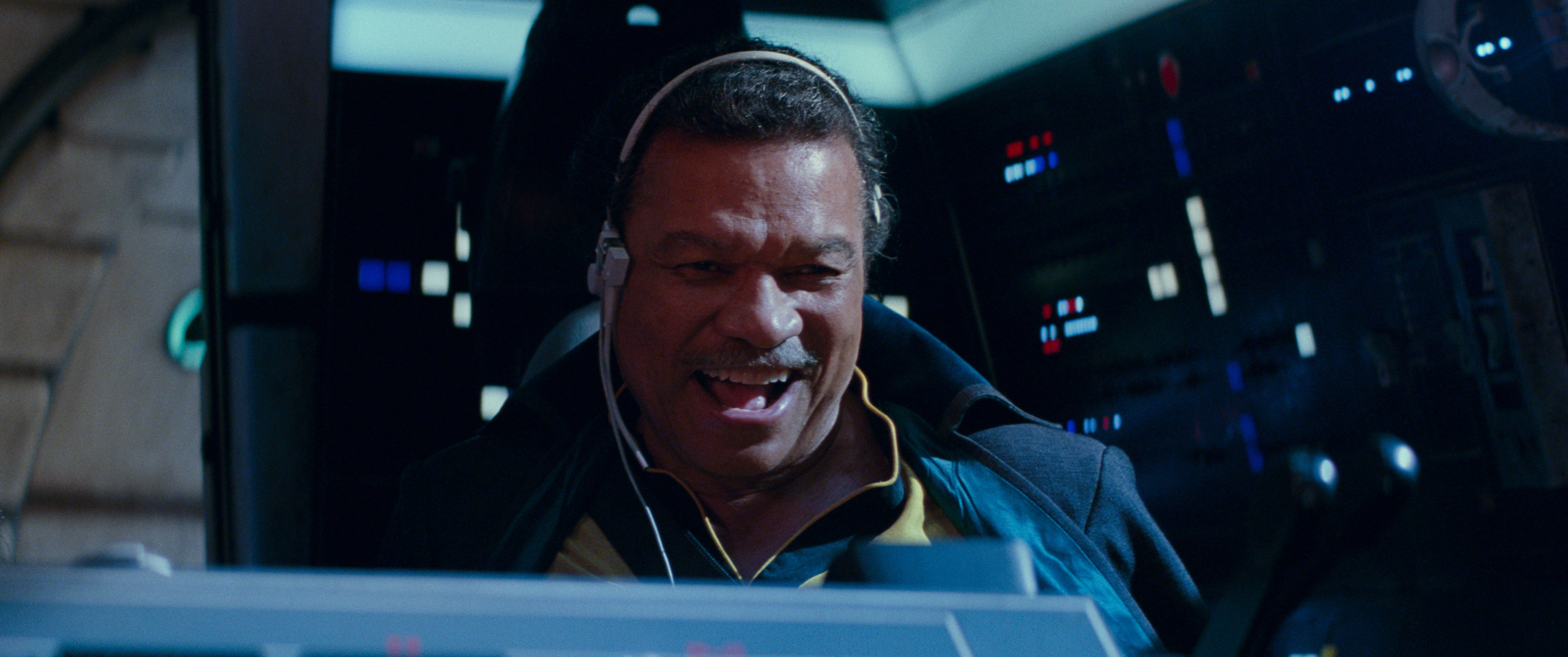 Billy Dee Williams: torna Lando Calrissian