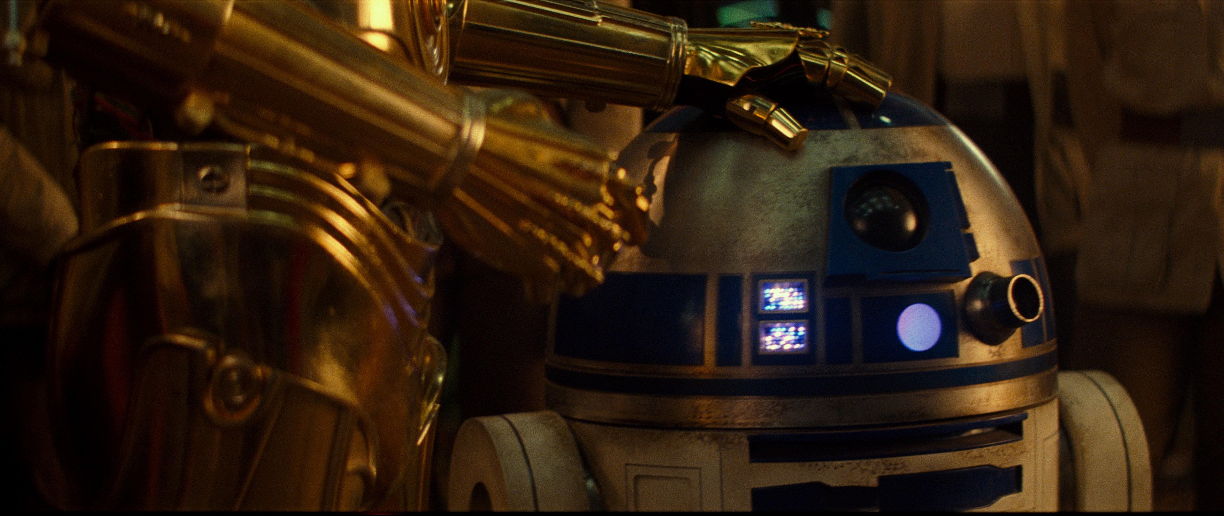 C-3PO e R2-D2