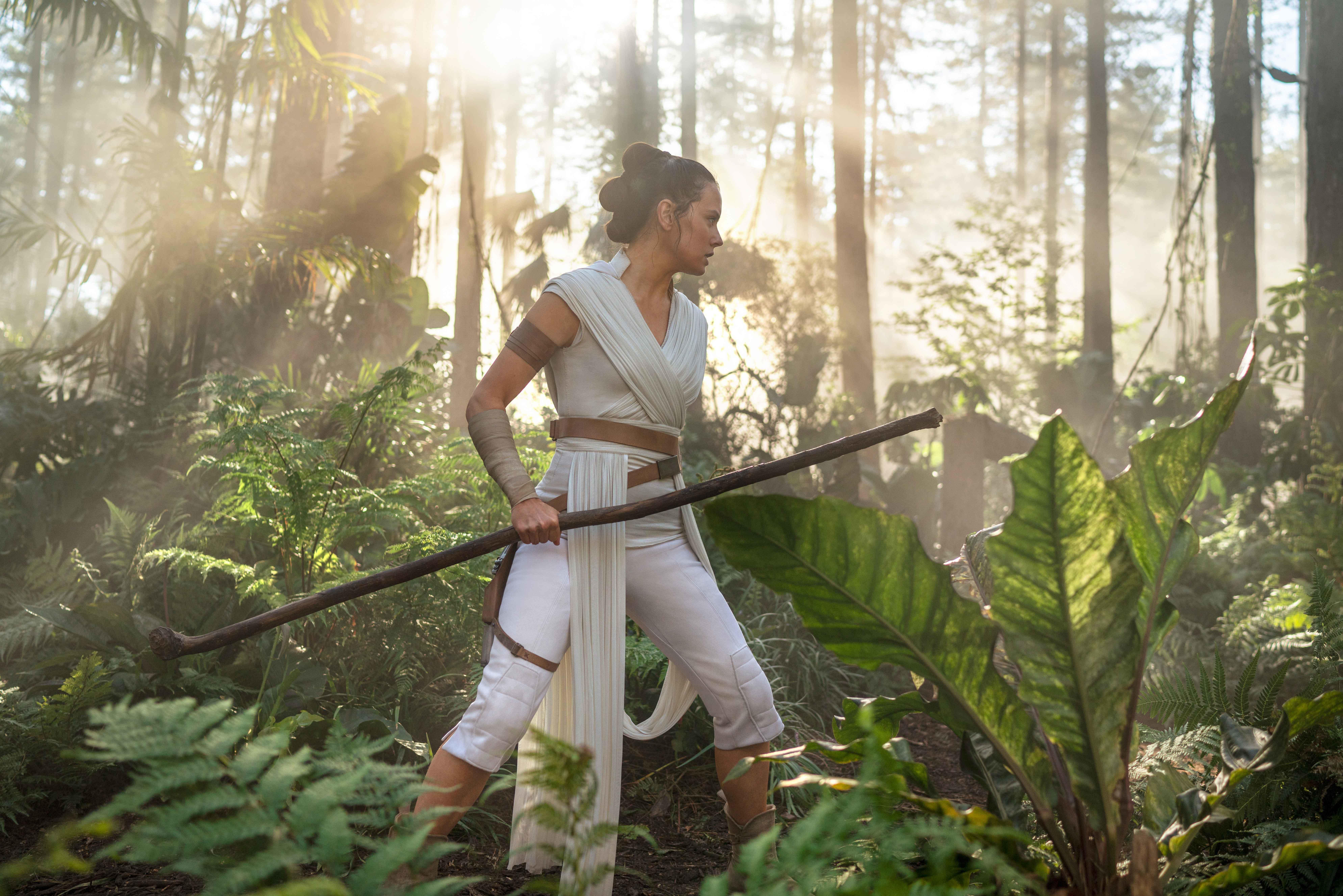 Daisy Ridley erede di Skywalker