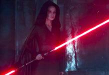 Star Wars: L'ascesa di Skywalker Rey Lato Oscuro