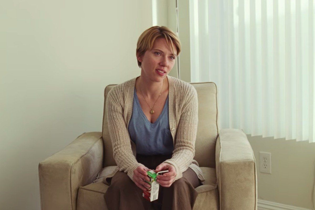 Scarlett Johansson in Storia di un matrimonio