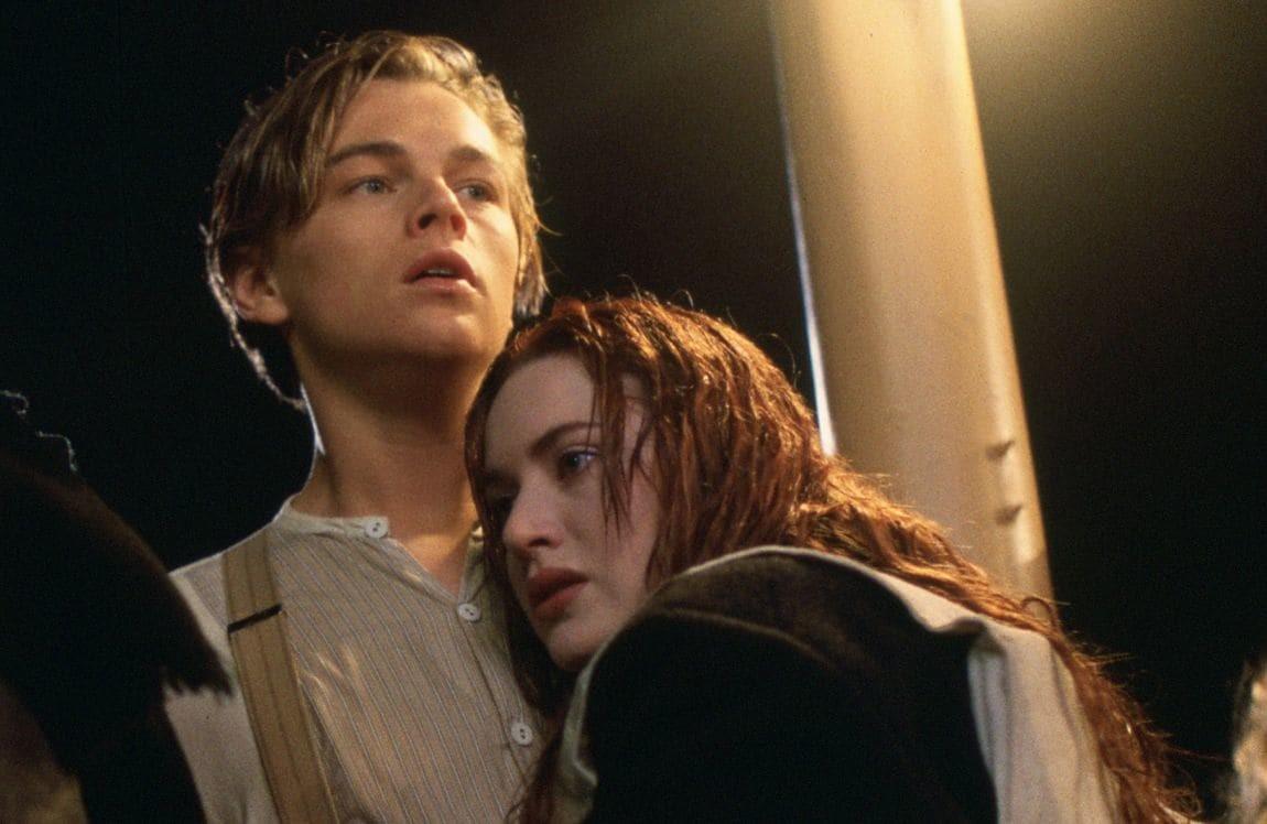 Titanic anniversario 22 anni
