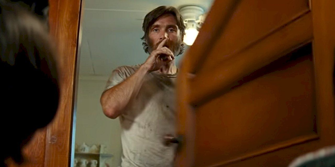 Cillian Murphy in A Quiet Place 2