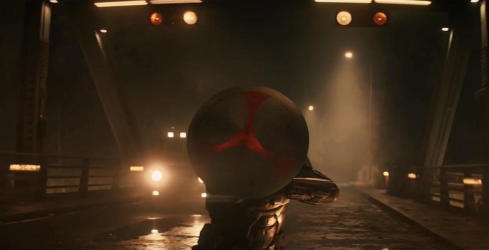 Black Widow: il villain Taskmaster in azione