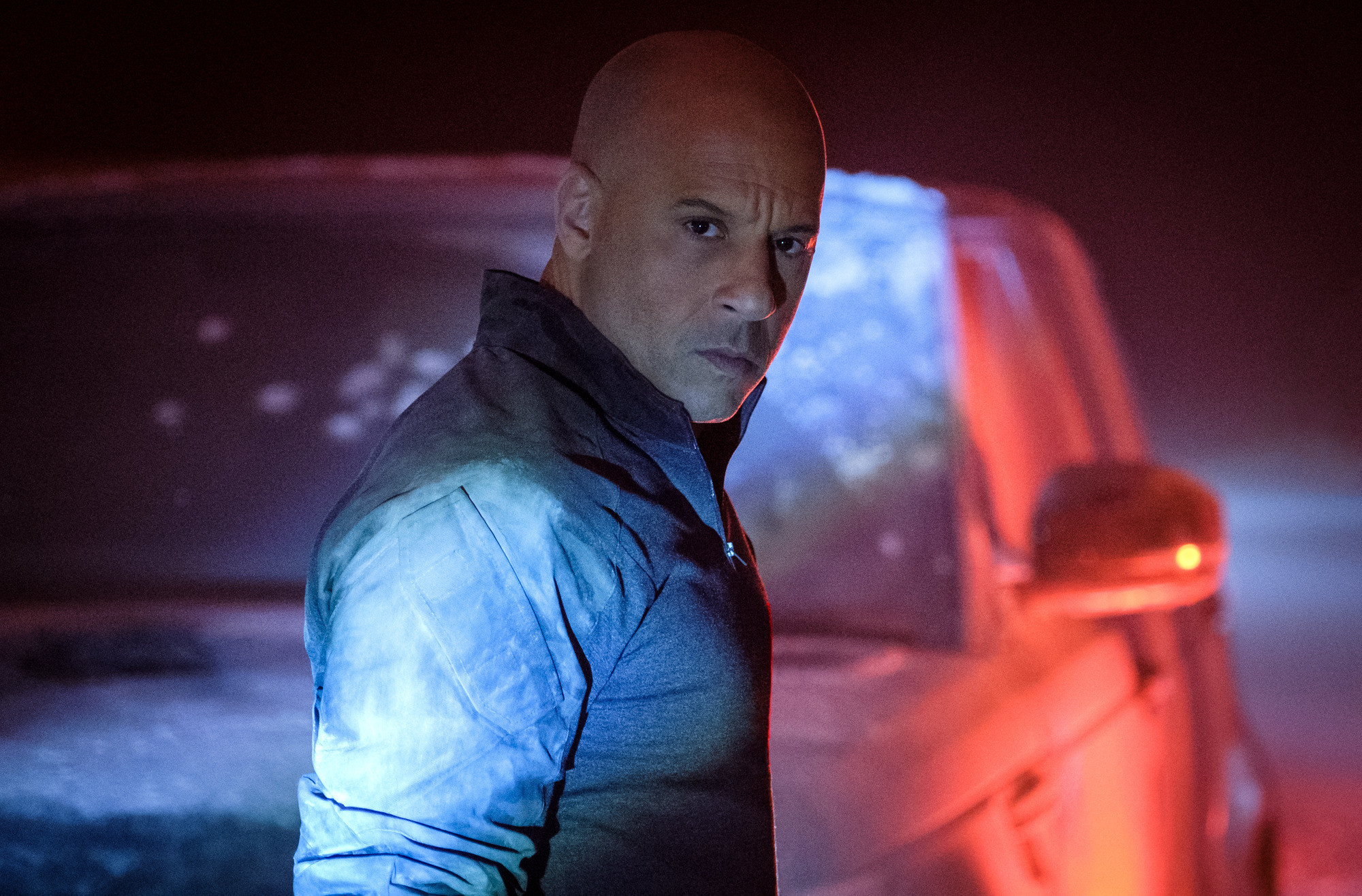 Vin Diesel è Bloodshot