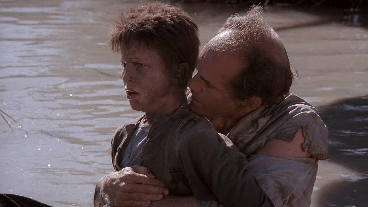 Christian Bale ne L'impero del sole di Steven Spielberg