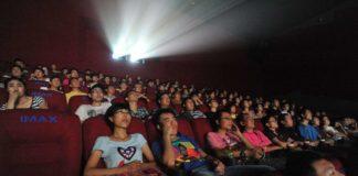 Cina cinema chiusi