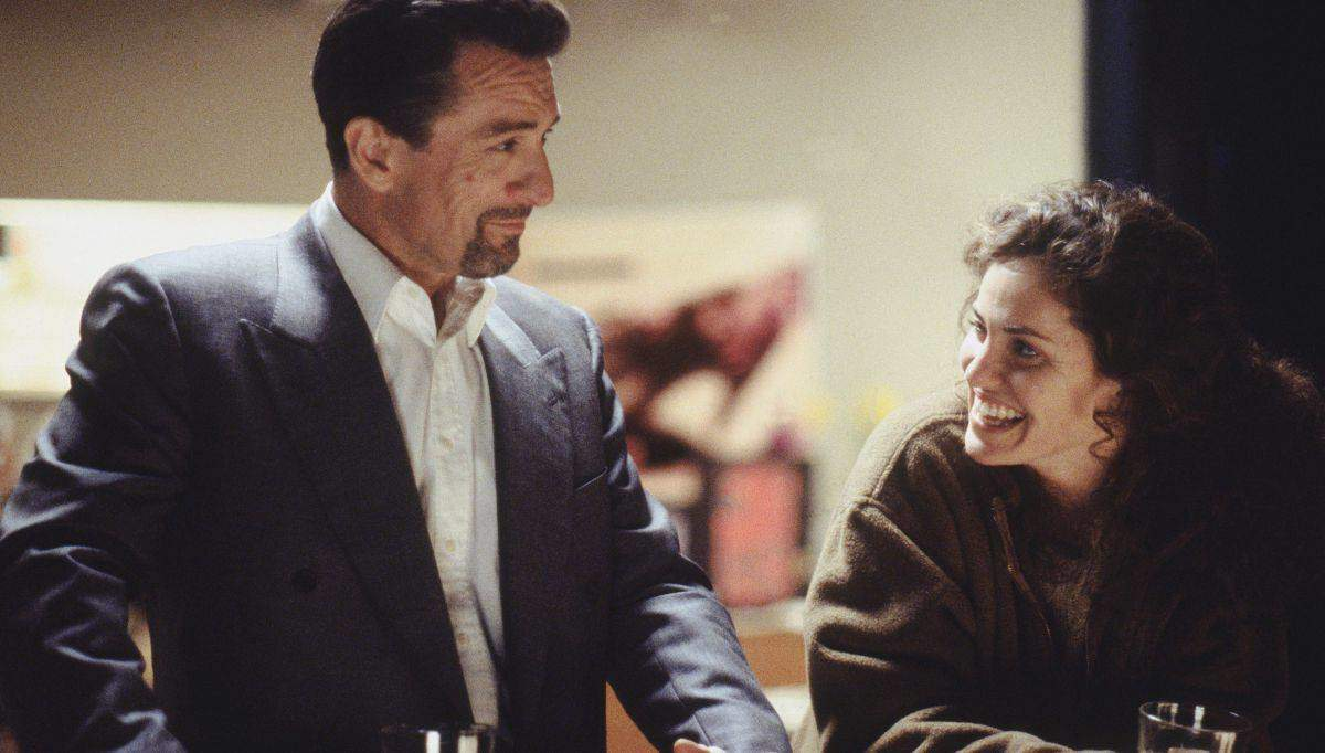 Robert De Niro e Amy Brenneman