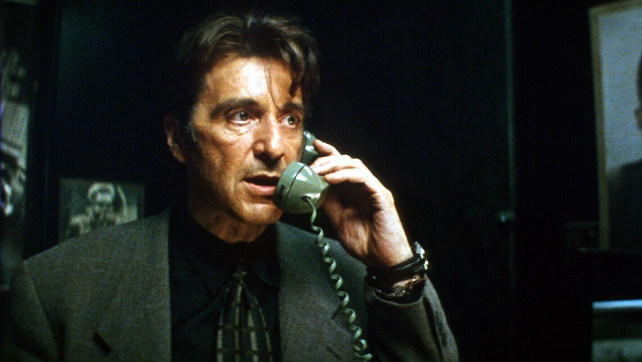 Al Pacino è Vincent Hanna