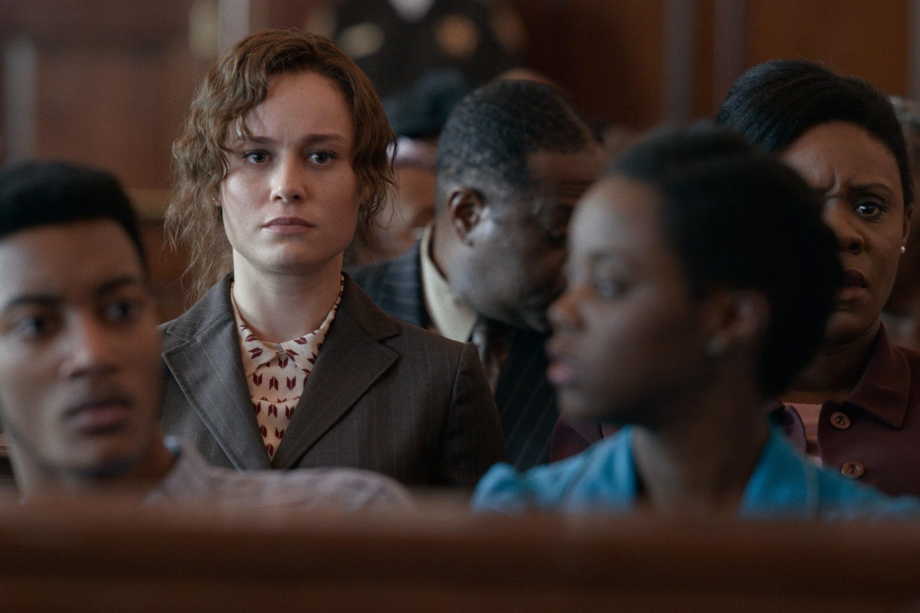 Brie Larson ne Il diritto di opporsi