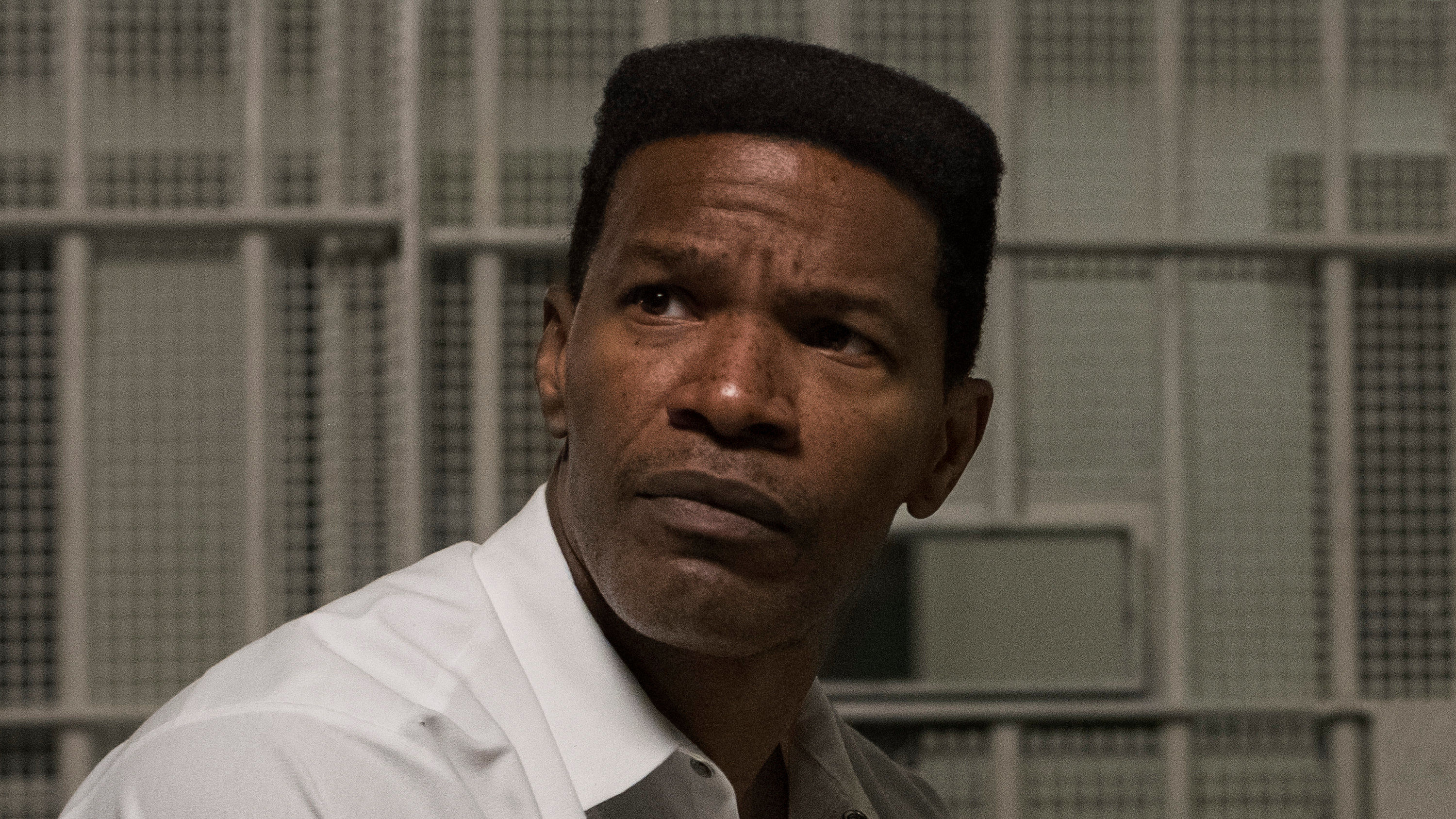 Jamie Foxx interpreta Walter McMillian