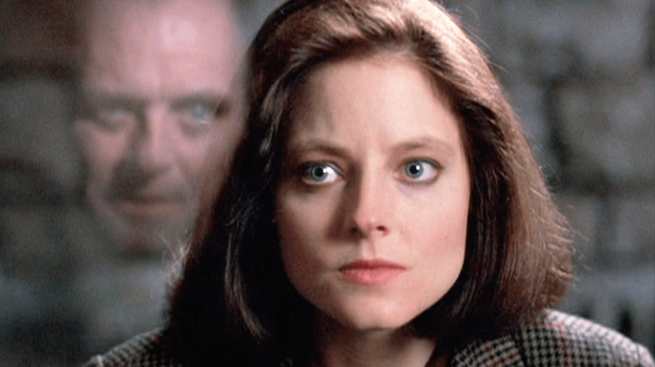 Jodie Foster è Clarice Starlng