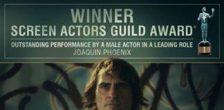 Joaquin Phoenix con Joker trionfa ai SAG Awards 2020