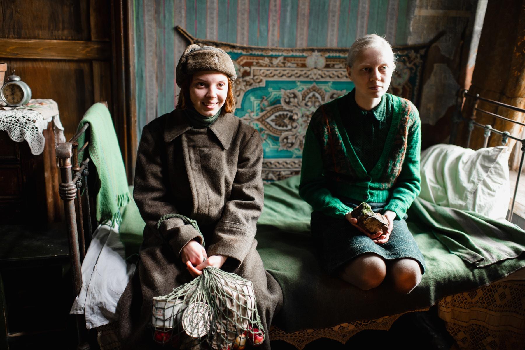 Vasilisa Perelygina e Viktoria Miroshnichenko