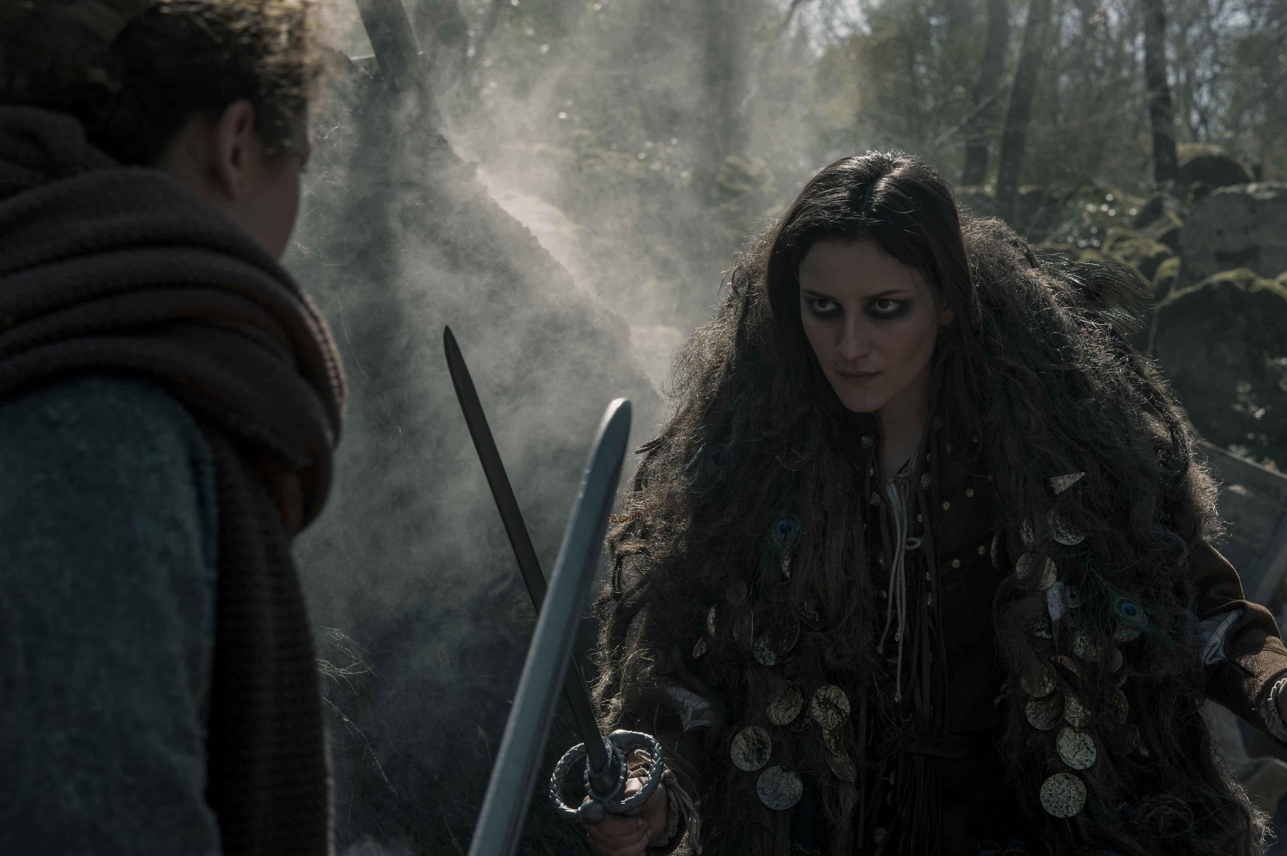 Gloria Carovana è la donna soldato Cesaria