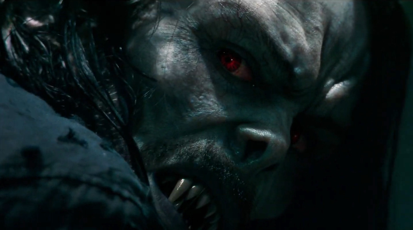 Morbius con Jared Leto