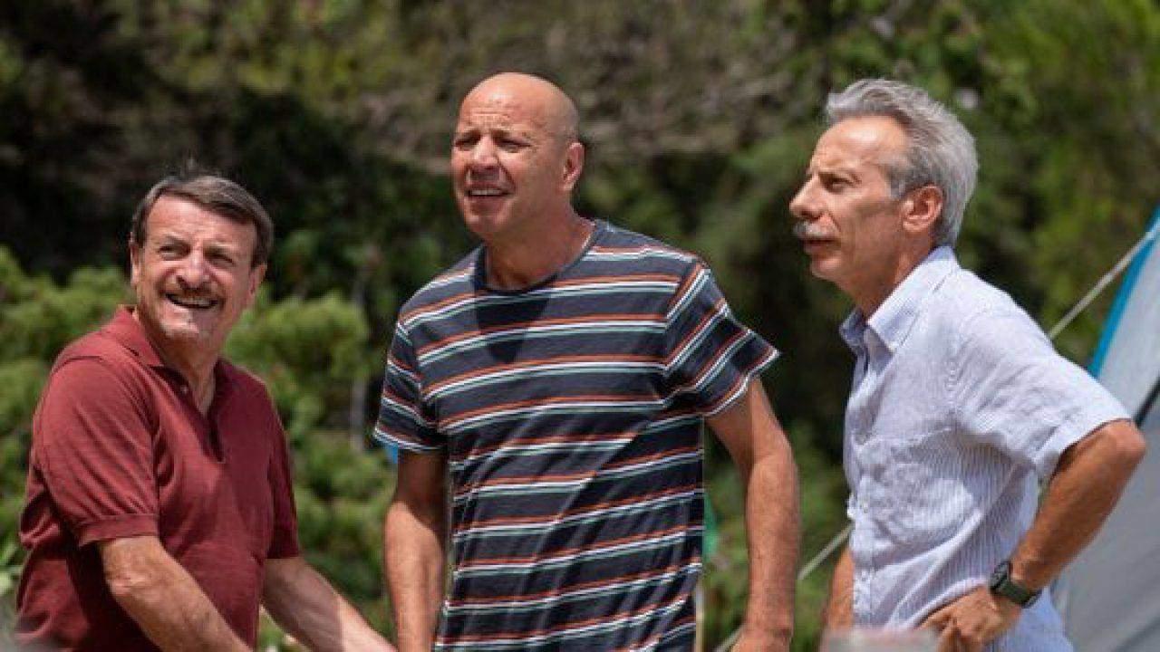 Aldo Baglio, Giovanni Storti, Giacomo Poretti