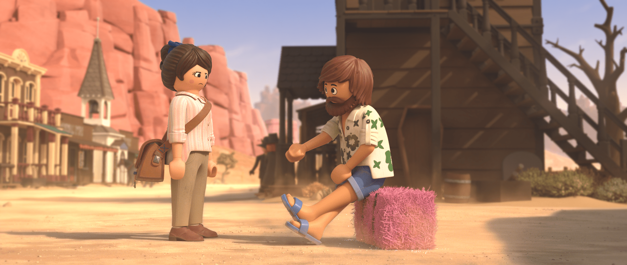 Playmobil: The Movie recensione