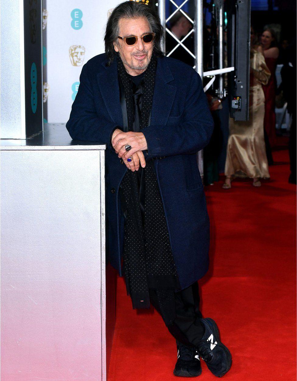 Al Pacino ai BAFTA 2020