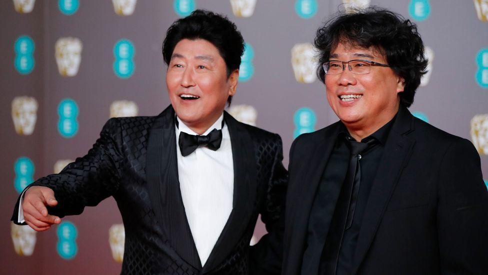 Song Kang Ho e Bong Joon Ho