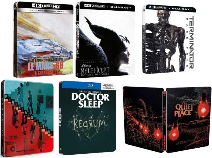 Amazon: offerte sui film in Blu-ray e Dvd