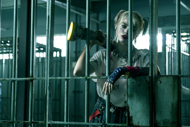 Margot Robbie è Harley Queen in Birds of Prey