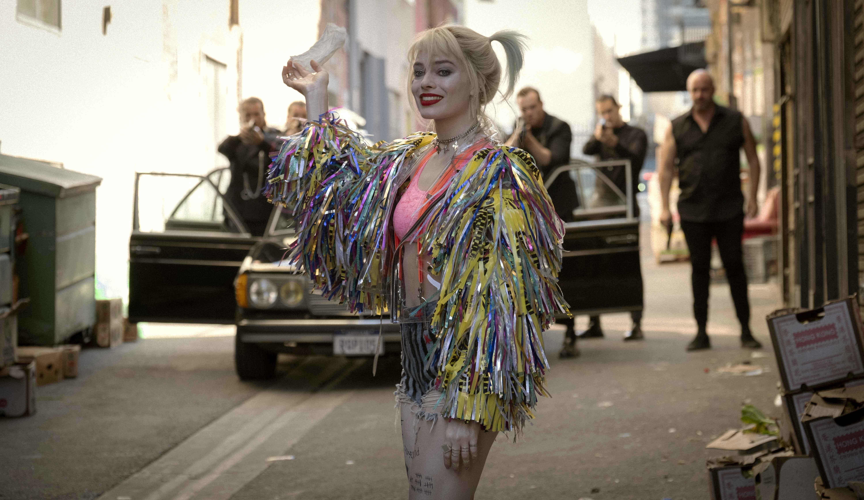 Margot Robbie è Harley Queen