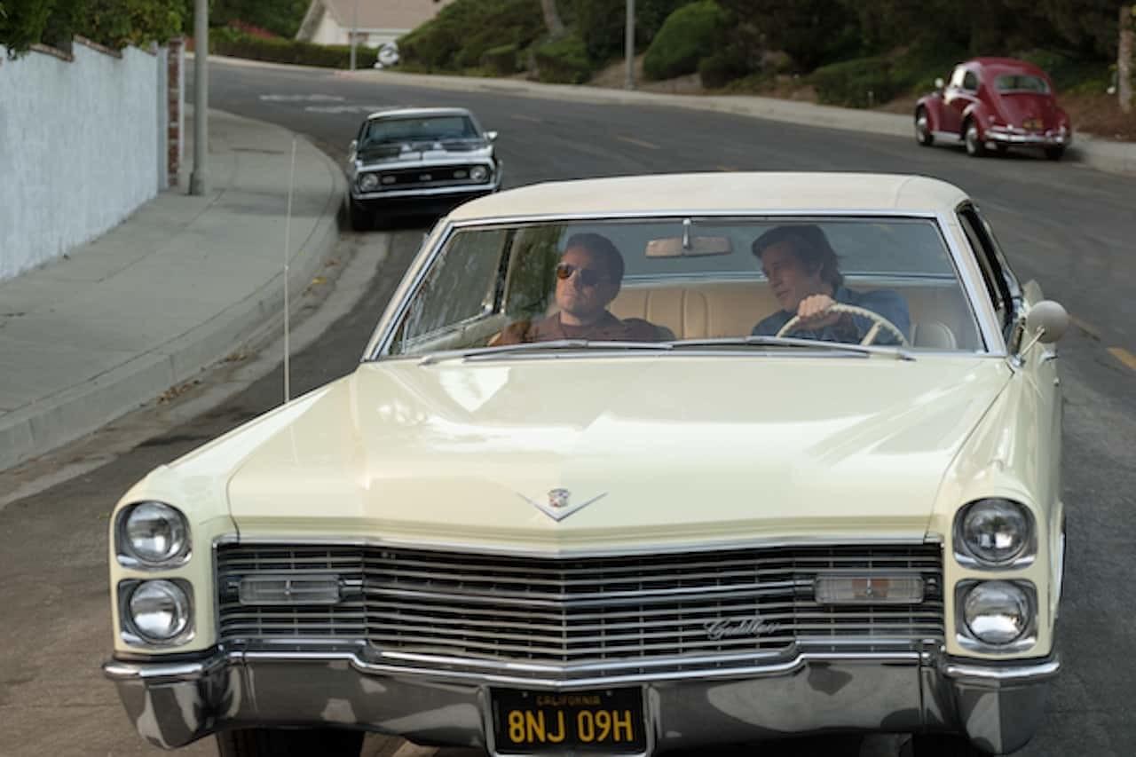 Le automobili di Tarantino