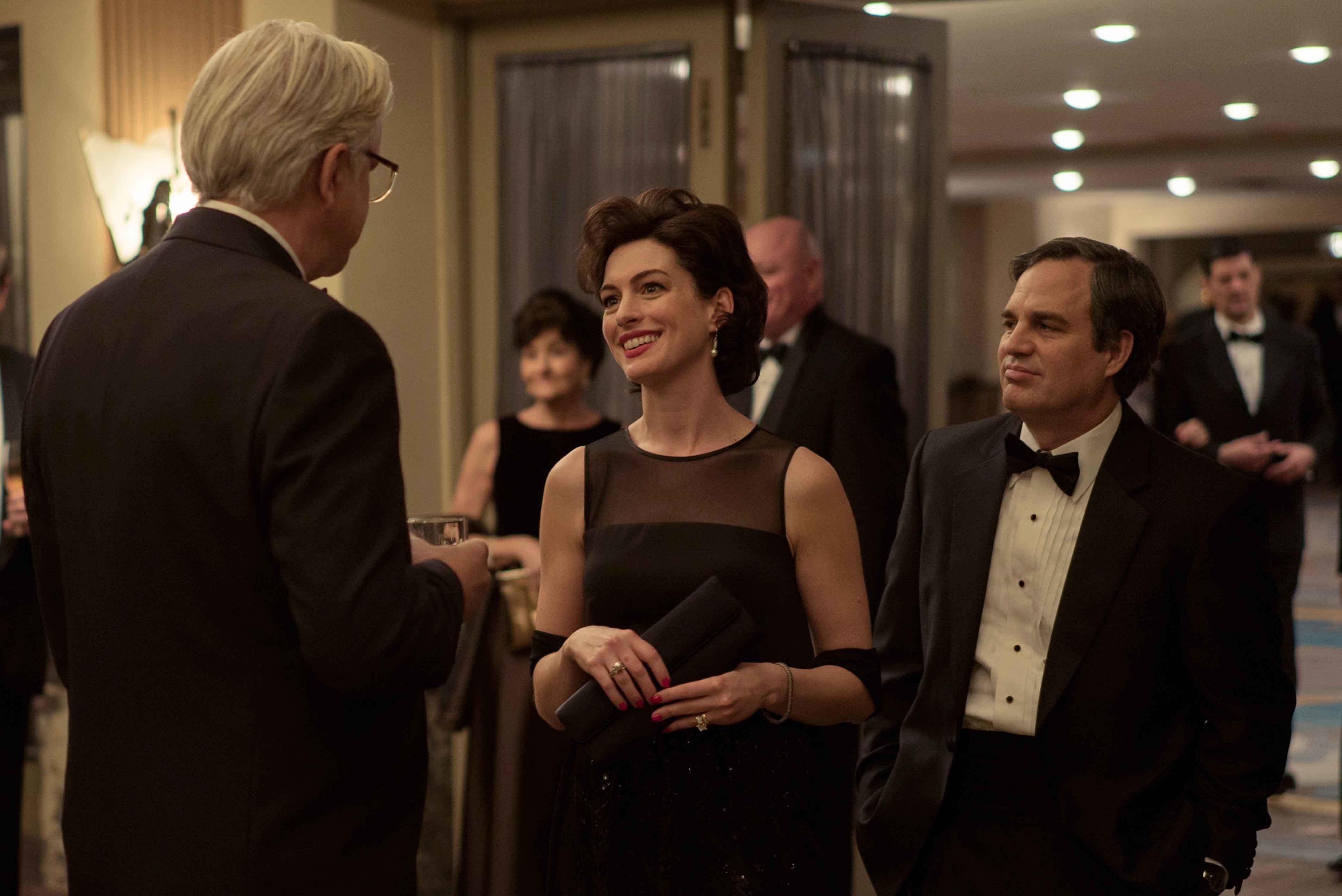 Tim Robbins, Anne Hathaway e Mark Ruffalo