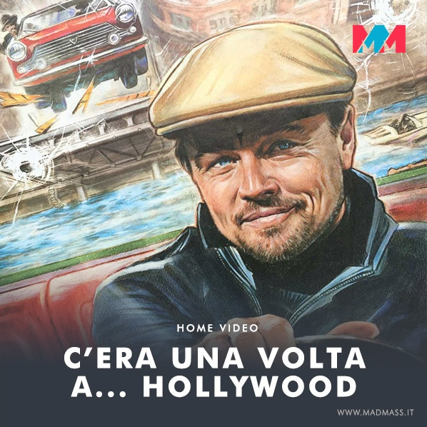 C'era una volta a Hollywood home video