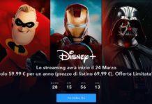 Disney+ lancia l'abbonamento annuale