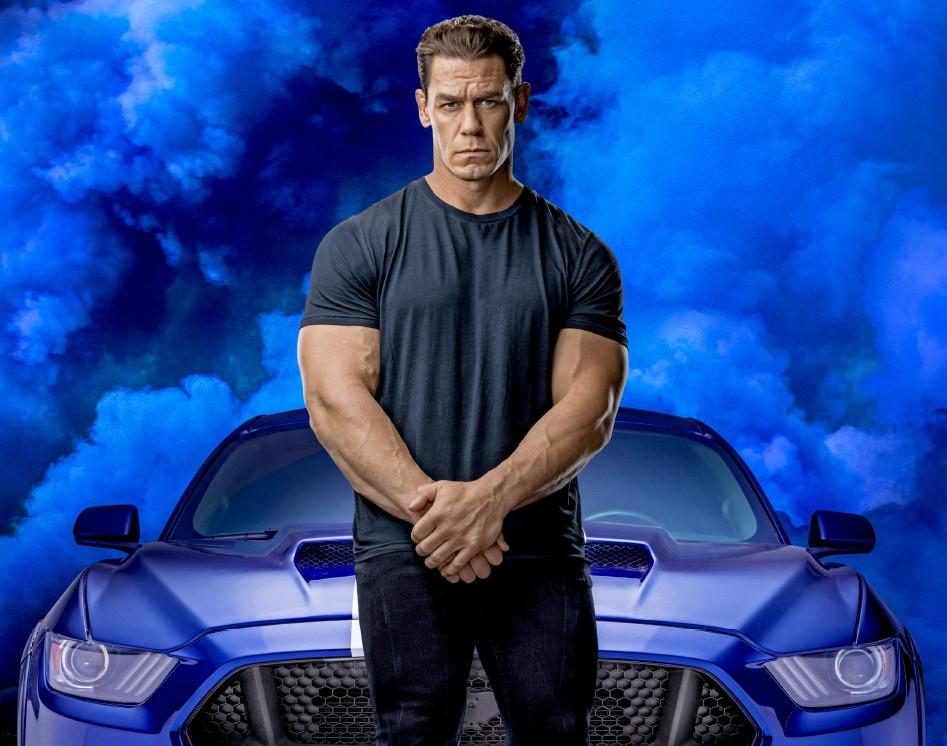 John Cena è Jacob Toretto, fratello di Dom
