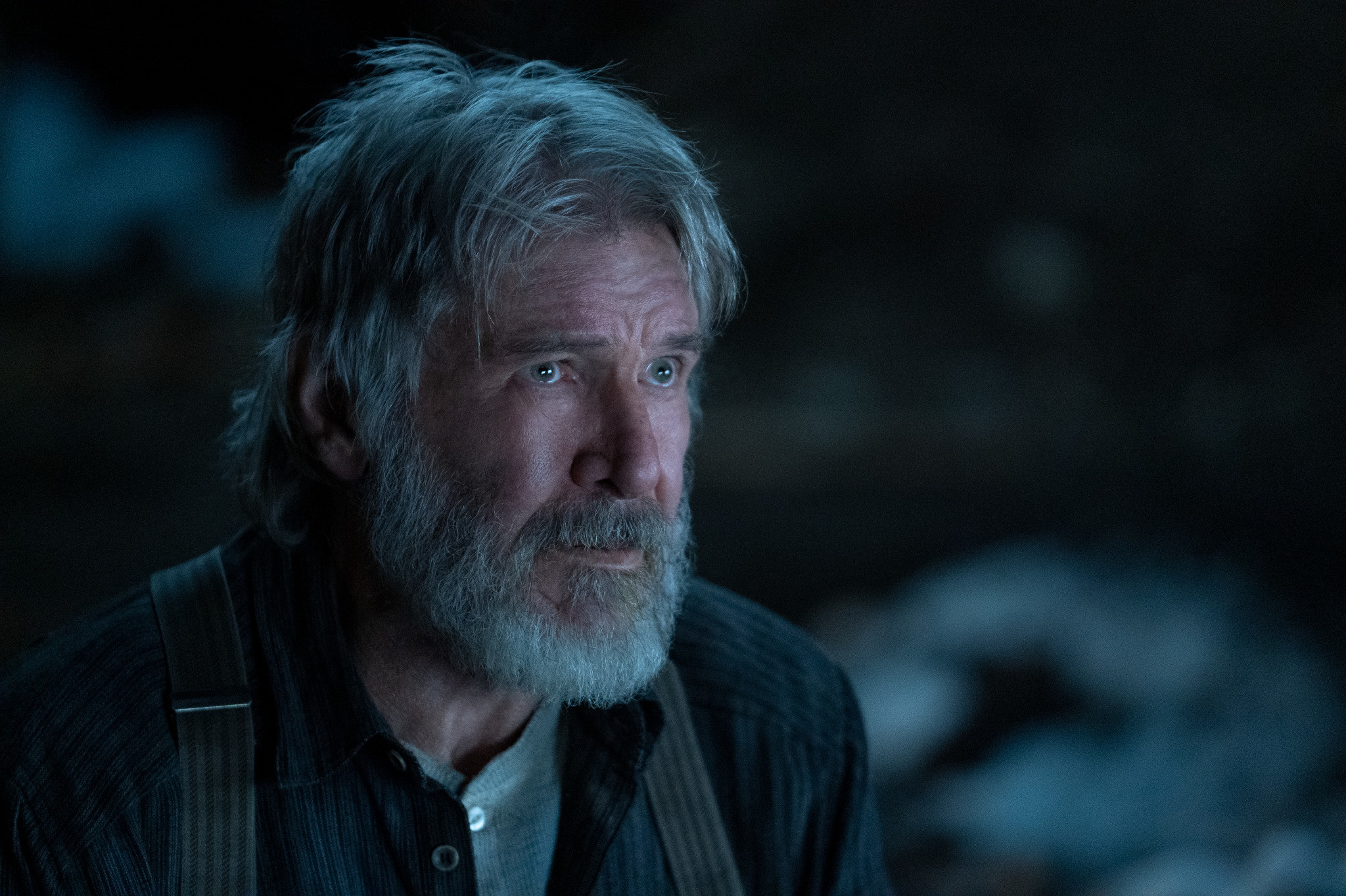 Harrison Ford è John Thornton