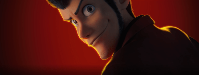 Lupin III - The First recensione