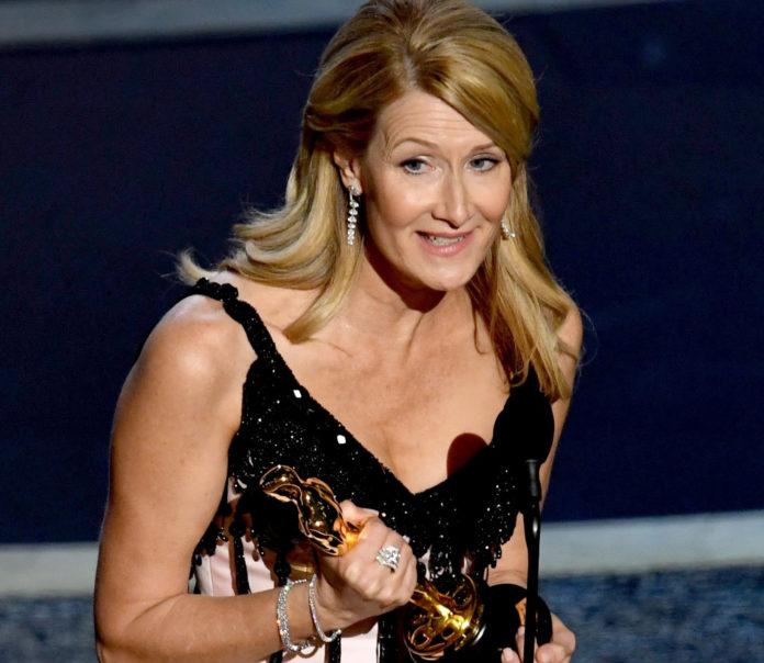 Oscar 2020: Laura Dern Migliore Attrice Non Protagonista