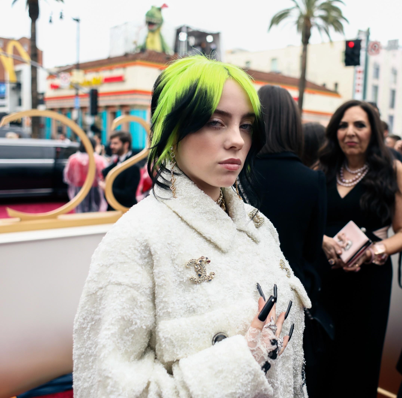 Billie Eilish agli Oscar 2020