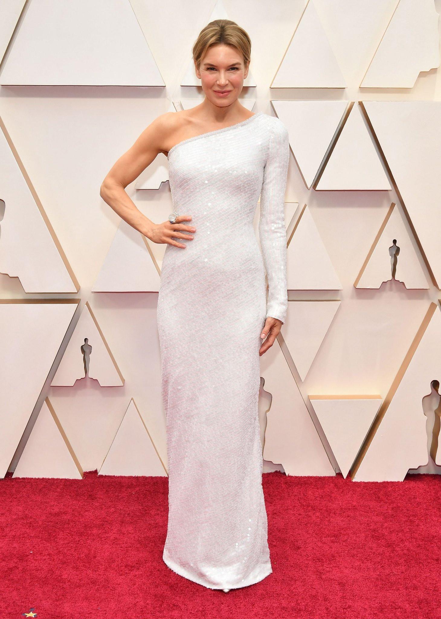 Renée Zellweger vince l'Oscar alla Migliore Attrice Protagonista