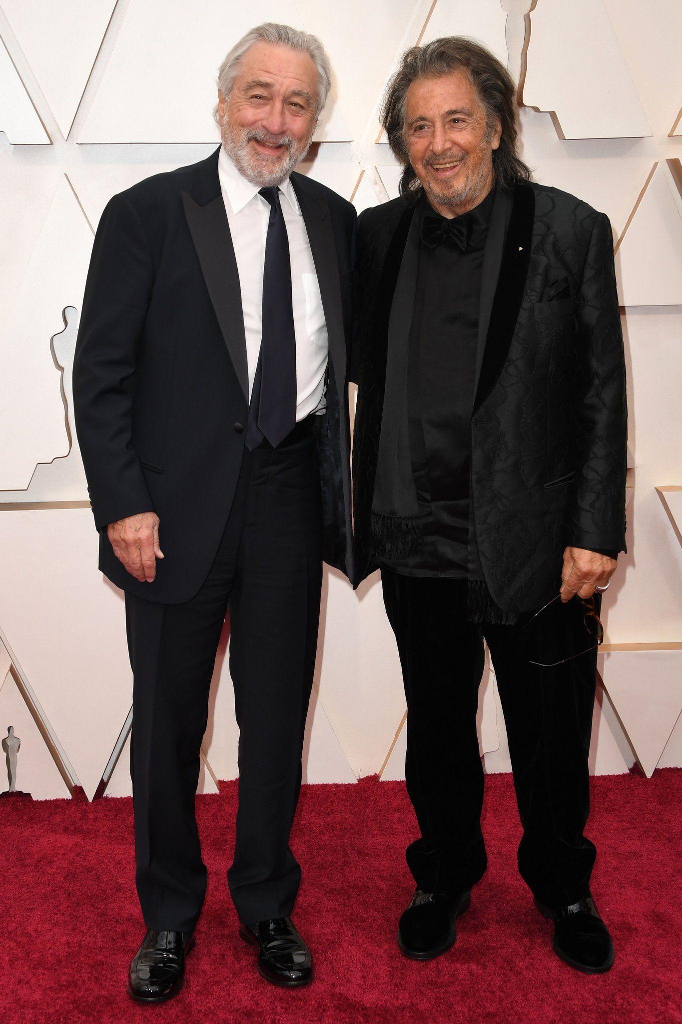 Robert De Niro e Al Pacino agli Oscar 2020