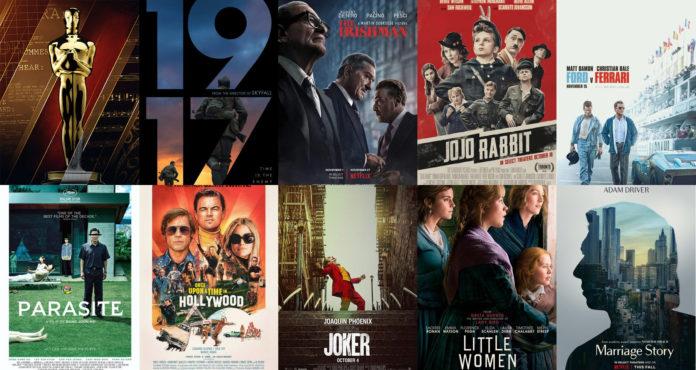 Oscar 2020 dove vedere la diretta in chiaro